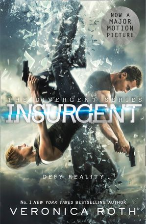 Insurgent Paperback Film tie-in edition by Veronica Roth
