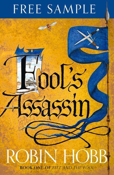 Fool's Assassin (Free Sampler) - Robin Hobb