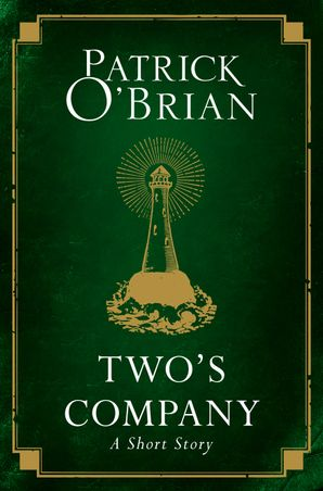 Two's Company eBook  by Patrick O'Brian