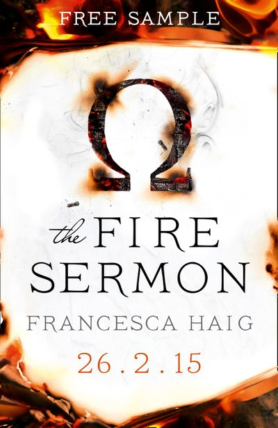 The Fire Sermon (free sampler) - Francesca Haig