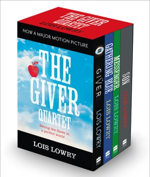 The Giver Boxed Set: The Giver, Gathering Blue, Messenger, Son (The Giver Quartet)   by Lois Lowry