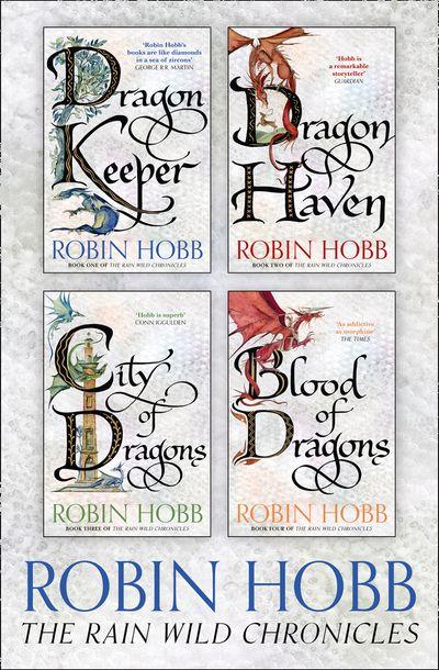 The Rain Wild Chronicles - Robin Hobb