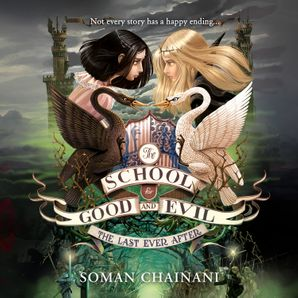 The Last Ever After Download Audio Unabridged edition by Soman Chainani