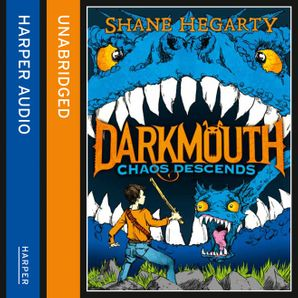 Chaos Descends Download Audio Unabridged edition by Shane Hegarty