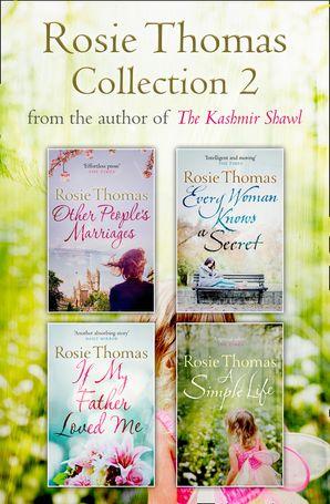 Rosie Thomas 4-Book Collection eBook  by Rosie Thomas
