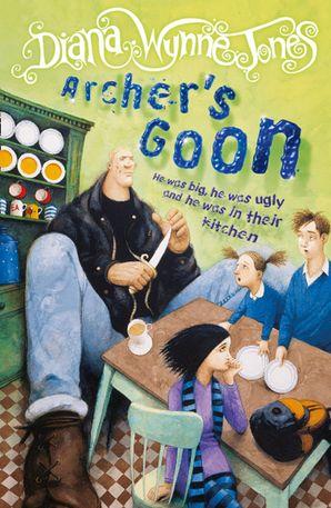 Archer's Goon eBook  by Diana Wynne Jones