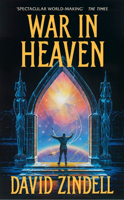 War in Heaven - David Zindell
