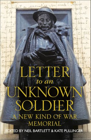 Letter To An Unknown Soldier Hardcover  by