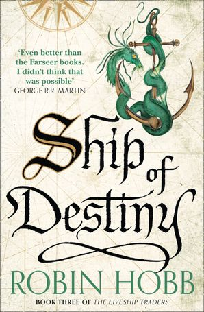 Ship of Destiny Paperback  by Robin Hobb