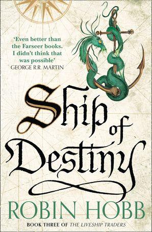 Ship of Destiny Paperback  by