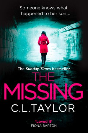 The Missing Paperback  by C.L. Taylor