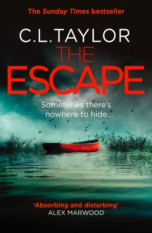 The Escape Paperback  by C.L. Taylor