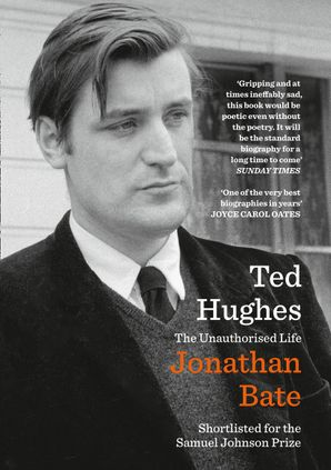 Ted Hughes Paperback  by Jonathan Bate