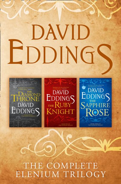 The Complete Elenium Trilogy - David Eddings