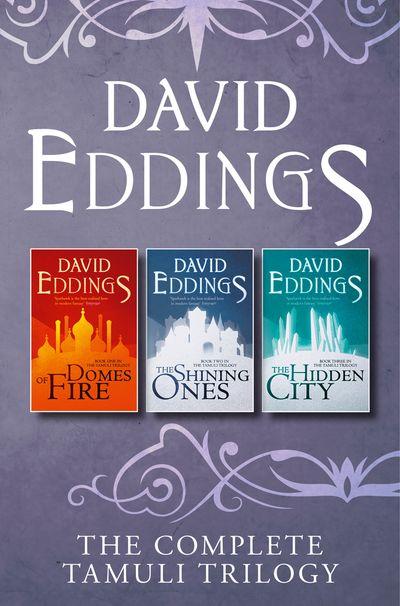The Complete Tamuli Trilogy - David Eddings