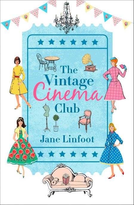 The Vintage Cinema Club - Jane Linfoot