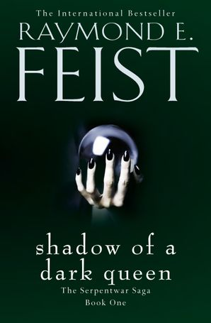 Shadow of a Dark Queen Paperback  by Raymond E. Feist