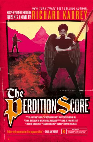 The Perdition Score Paperback  by Richard Kadrey