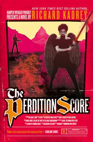 The Perdition Score (Sandman Slim, Book 8) eBook  by Richard Kadrey