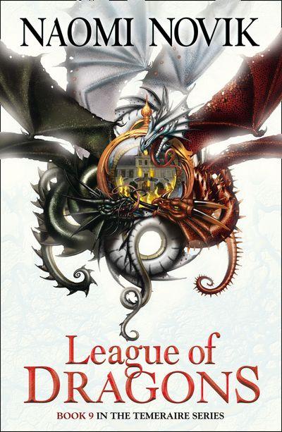 League of Dragons - Naomi Novik