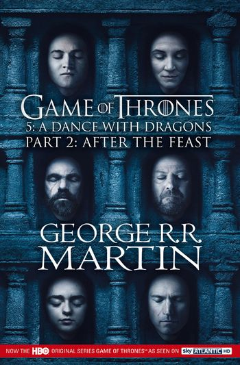 Dance with Dragons: Part 2 After the Feast - George R.R. Martin