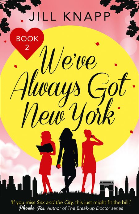 We've Always Got New York - Jill Knapp