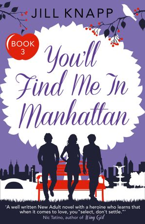 You'll Find Me in Manhattan Paperback  by
