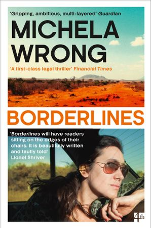 Borderlines Pamphlet  by Michela Wrong