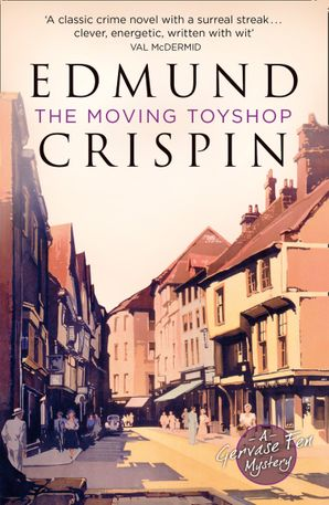 The Moving Toyshop Paperback  by