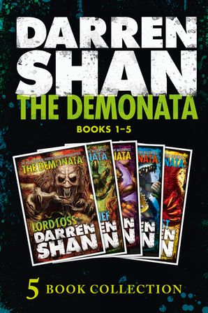 The Demonata 1-5 (Lord Loss; Demon Thief; Slawter; Bec; Blood Beast) (The Demonata)