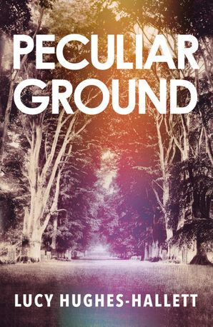 Peculiar Ground Hardcover  by