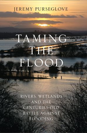 Taming the Flood Hardcover  by Jeremy Purseglove