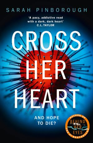 Cross Her Heart Hardcover  by