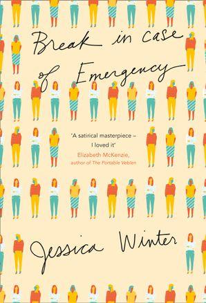 Break in Case of Emergency Hardcover  by