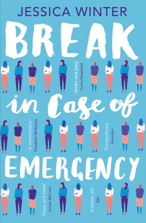 Break in Case of Emergency Paperback  by