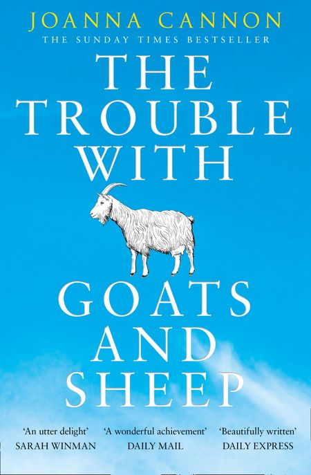 The Trouble with Goats and Sheep - Joanna Cannon