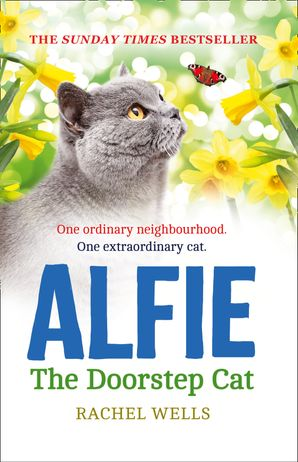 Alfie the Doorstep Cat Paperback  by Rachel Wells