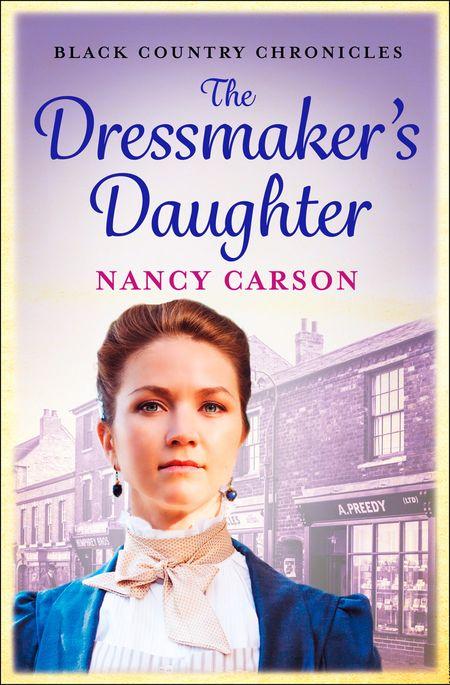 The Dressmaker's Daughter - Nancy Carson