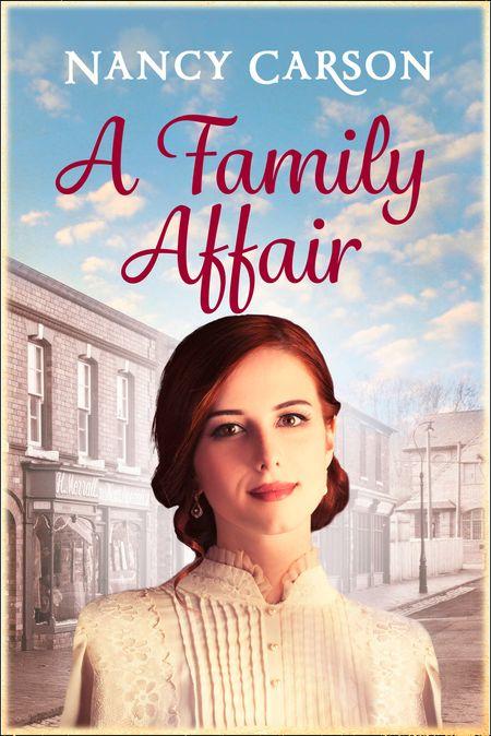 A Family Affair - Nancy Carson