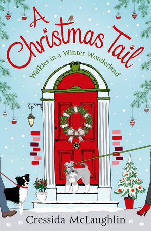 A Christmas Tail Paperback  by Cressida McLaughlin