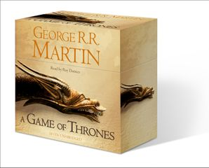 game of thrones audiobook sample