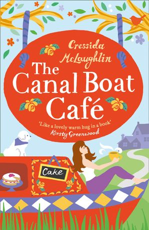 The Canal Boat Café Paperback  by Cressida McLaughlin
