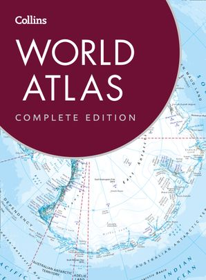 Collins World Atlas: Complete Edition Hardcover Third edition by
