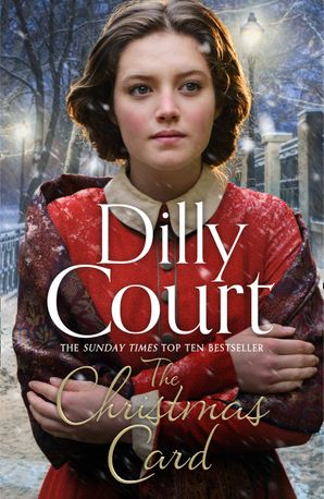 The Christmas Card Paperback  by Dilly Court
