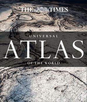 The Times Universal Atlas of the World Hardcover Third edition by