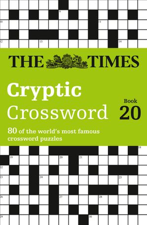 The Times Cryptic Crossword Book 20 Paperback  by Richard Browne