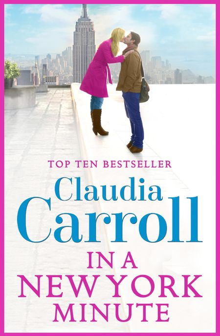 In A New York Minute - Claudia Carroll