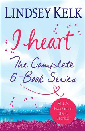 Lindsey Kelk 6-Book 'I Heart...' Collection eBook  by Lindsey Kelk