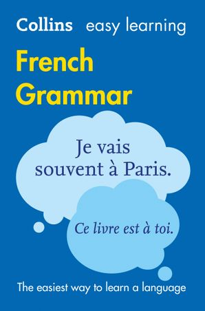 Easy Learning French Grammar Paperback Third edition by No Author