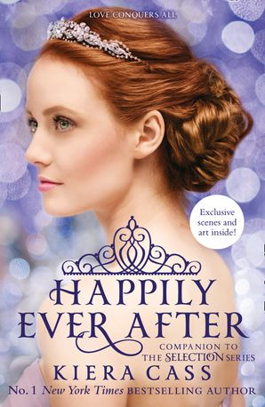 Happily Ever After (The Selection series) Paperback  by Kiera Cass
